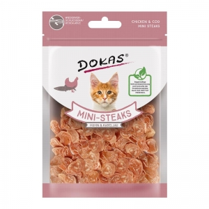 Dokas-Cat-Snack-Ministeak-Huhn--Kabeljau-25g