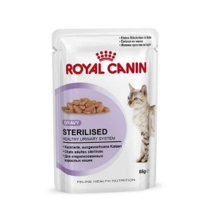 Royal-Canin-Frischebeutel-Sterilised-in-Sosse-Multipack-12x85g
