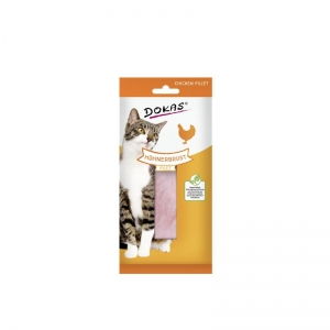 Dokas-Cat-Snack-Filet-Hhnerbrust-22g