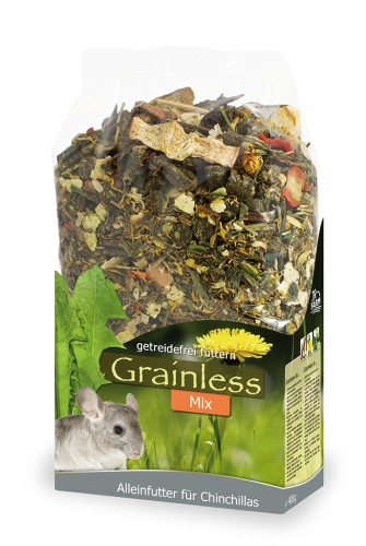 Bild 1 von JR Farm Grainless Mix Chinchilla 650g