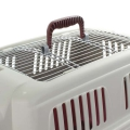 Bild 2 von Marchioro Transportbox Clipper Aran 3 - bordeaux/grau beige